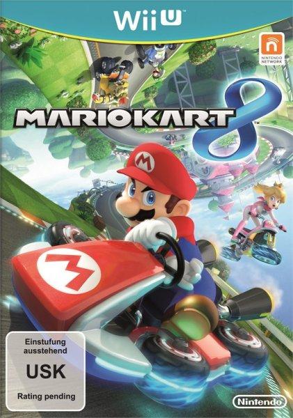 Gamestop: Gib mir 5 Aktion für Mario Kart 8 (Wii U) für 0€bei Abgabe von 5 Spielen