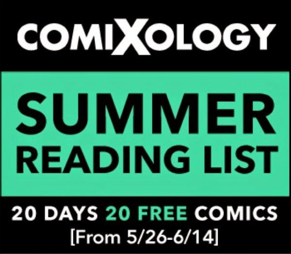 [comiXology] 20 Comics gratis