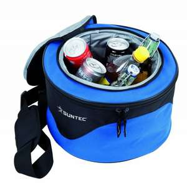 "Suntec™ - Taschengrill ""PBQ-9509"" (inkl.integrierter Kühltasche) für €18,99 [@Redcoon.de]"
