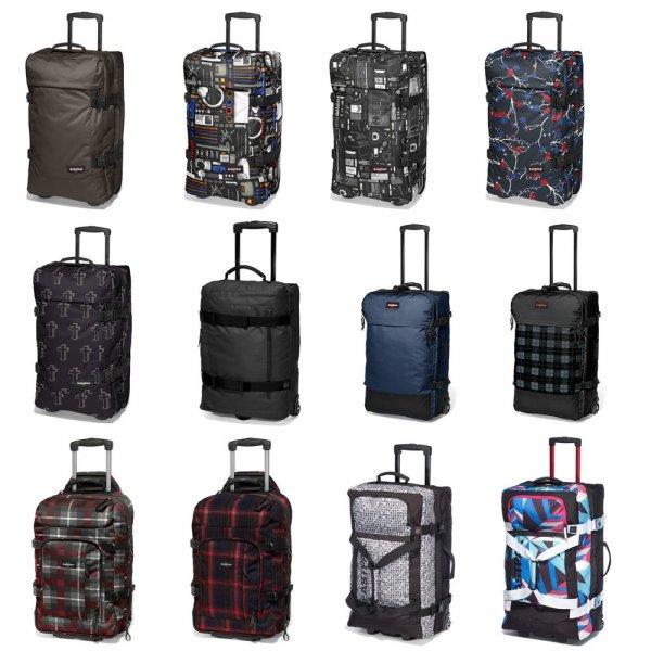 EASTPAK Reisetasche Reisetrolley  verschiedene Modelle [ebay WOW]