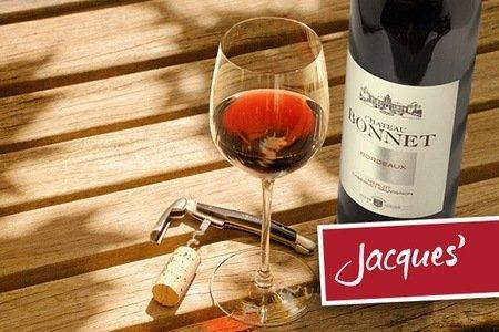Jacques' Wein-Depot 20€ Guthaben für 10€ kaufen @ Groupon