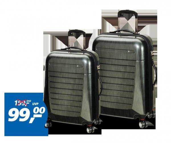 Trolley-Set Toronto 2tlg. für 99,00 € + 4,95 € Versand