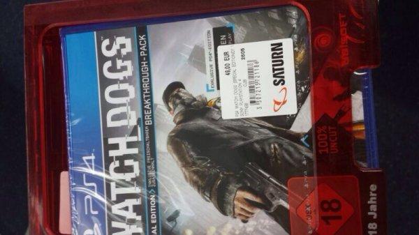 Hamburg - Watchdogs PS4 - für 49,00€