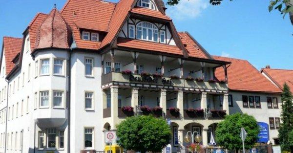 Thüringen - Familienurlaub inkl. A-la-carte Abendessen für 39 EUR statt 99 EUR