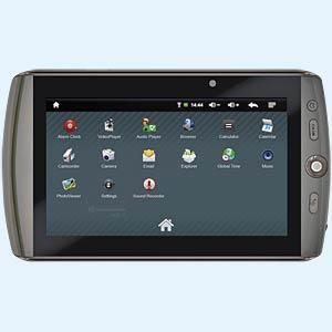Tablet-PC mit WLAN und UMTS-Modem