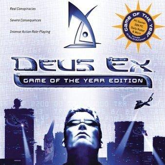 Deus Ex GOTY [Steam] für 1,74€ @ GetGamesGo