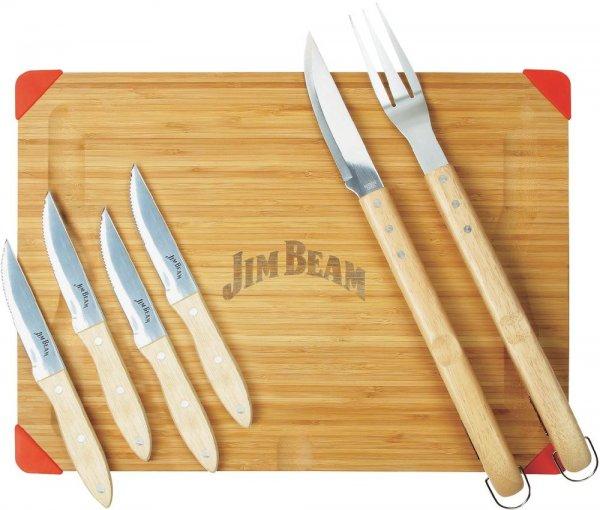 Jim Beam® Schneidebrett Set 7-teilig für 37,99€ @ digitalo