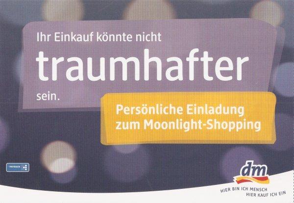 [Lokal / Niederkassel] DM 10% Rabatt / Moonlight-Shopping
