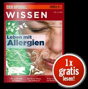 Spiegel Wissen - 1 Ausgabe gratis