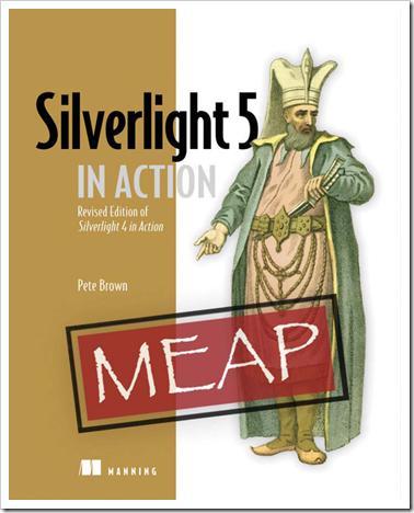 """50% auf """"Silverlight 5 in Action"""", 35% auf andere Buchtitel (.Net / Java Fachbücher, englisch)"""