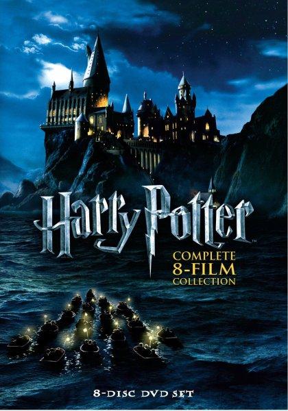 Harry Potter - Komplettbox [BluRay]