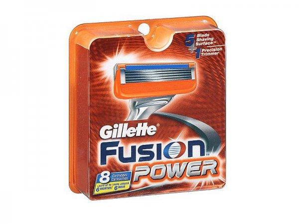 Gillette Fusion Power Klingen 8er Pack - Versand aus China