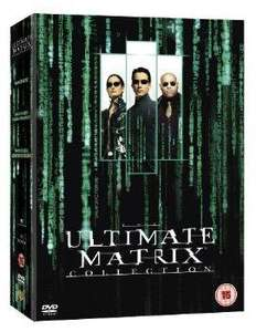 The Matrix - The Ultimate Collection (9 DVDs) für ca. 9.99€ @ play.com
