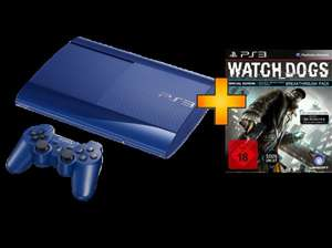 [Saturn online] PS3 Super Slim 500 GB Bundle für 299,- inkl. Watchdogs,Gran Turismo 6 & Fifa Weltmeisterschaft