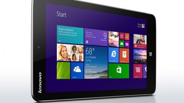 Lenovo IdeaTab Miix 2 8 32GB für 222€