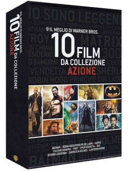 [Amazon.it] Warner Bros. – 10 Filme Collection (1,80€ pro BD) - fast komplett mit dt. Ton