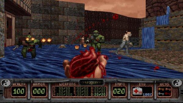 Shadow Warrior Classic via Steam