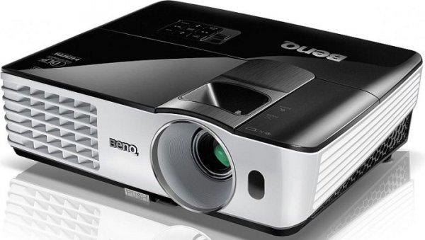 BenQ TH681 3D Beamer WUXGA 3000 ANSI Lumen Full HD DLP Projektor für 555€ inkl. VSK @Comtech