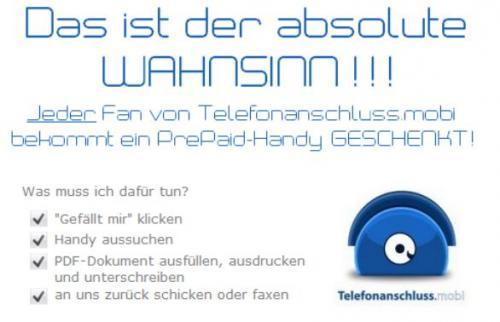 Vodafone 246 Call Ya oder Samsung E1170 Call Ya PrePaid-Handy für einmal Gefällt mir klicken auf der FB -Seite von Telefonanschluss.mobi