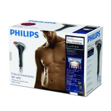 Philips TT3003/11 IPL Haarentfernungssystem Lumea for Men (inklusive Bodygroom)