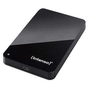 """1 TB Intenso 2,5"""" Externe Festplatte mit USB 3.0 für unglaubliche 45€"""