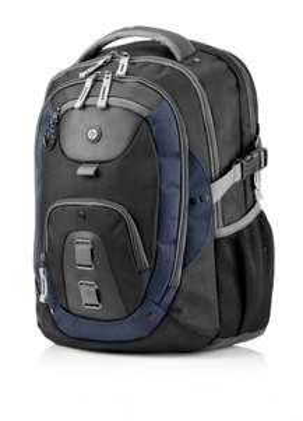 "HP™ - 15.6"" Notebook-Rucksack ""Premier 3 Backpack"" (Black/Blue) ab €23,18 [@HP.de]"