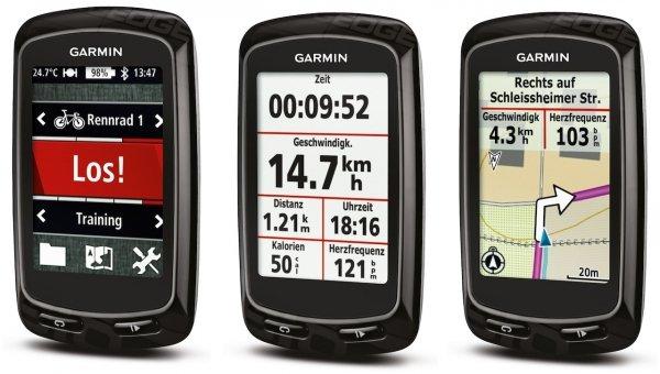 Garmin Edge Touring - Fahrradnavi für 165,55€