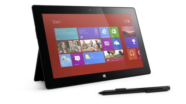 Misco: Surface Pro 128GB mit Type Cover 2 und 3 Jahren Garantie