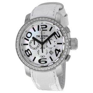 Amazon.de - TW Steel Armbanduhr TW-54 - 114,15€