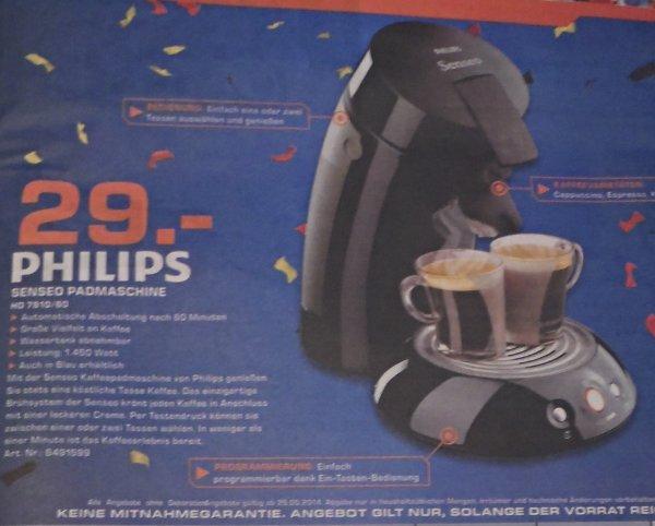 Philips HD 7810/60 Kaffeepadmaschine Senseo schwarz Saturn München + Freising