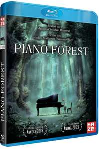 The Piano Forest [Blu-ray] Anime für 11,97€ und andere Titel bei Amazon