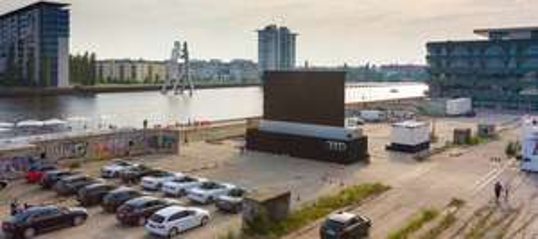 [Lokal Berlin] Audi Urban Cinema 2014 [4./5./6.Juni]