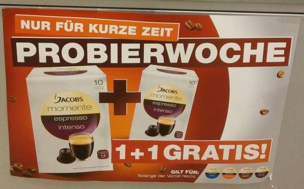 [Milka Outlet Metzingen] - Jacobs Espresso Kapseln (1+1 Gratis)
