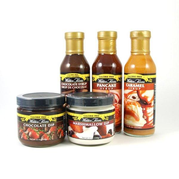 15% auf Walden Farms Produkte (Beispiel Pancake Sirup)
