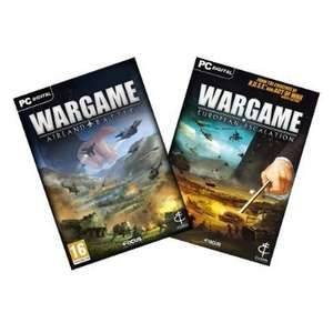 Wargame:European Escalation + Wargame Airland Battle (STEAM) ~6.25€