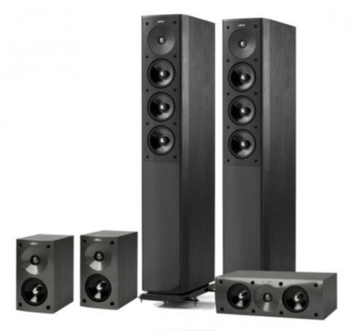 Jamo S 608 HCS 3 schwarz wieder verfügbar für 640€ inkl. Versand @ebay