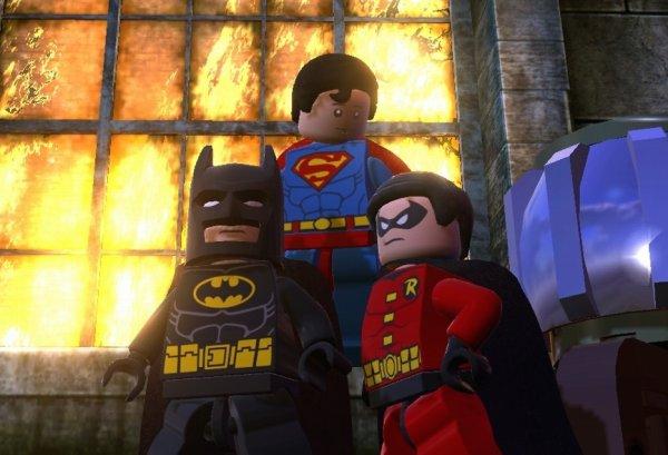 Wii U Lego Batman 2 -DC Super Heroes im Nintendo eShop für 12,49 €