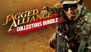 Jagged Alliance: Collector's Bundle [Steam] für 7,35€ @Amazon.com