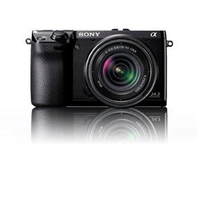 Sony NEX-7 schwarz +18-55mm für 507,95€  - Foto Gregor