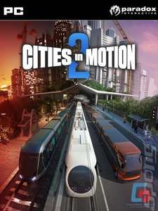 [Steam] Cities in Motion 2 für 3,45€