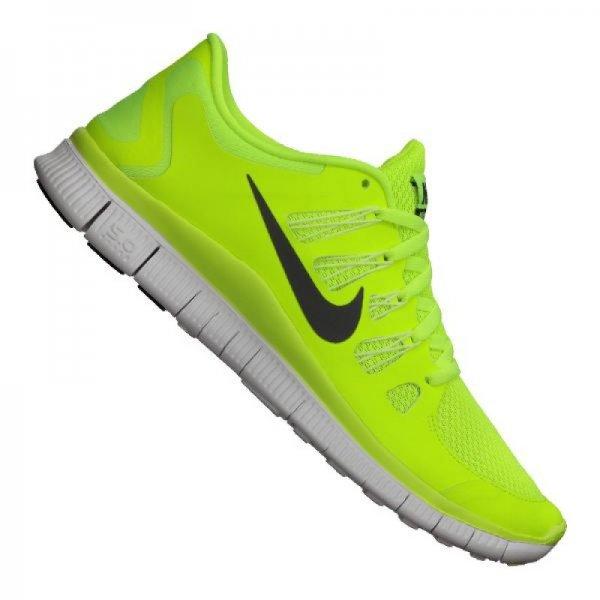 Nike Free 5.0+ in Neongelb für 68,97 €