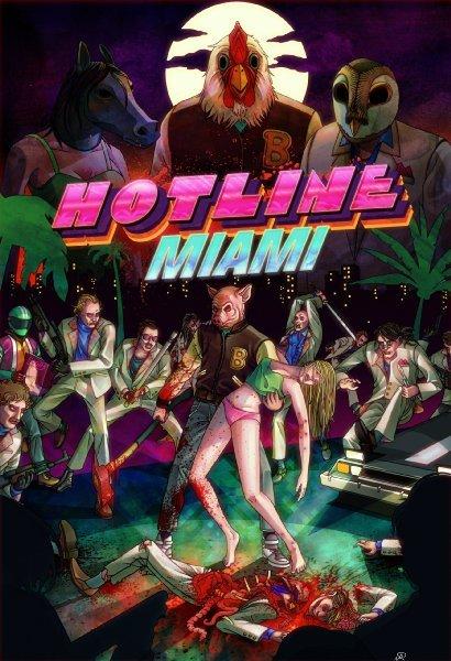 [Steam] Hotline Miami für 1,46€ bei Amazon.com
