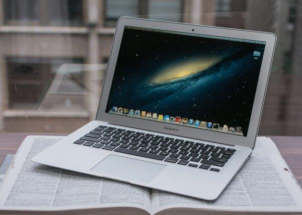 """Apple Notebook Macbook Air 33,8 cm (13,3"""") 1,4 GHz (MD760D/B) für 843€ @MeinPaket"""