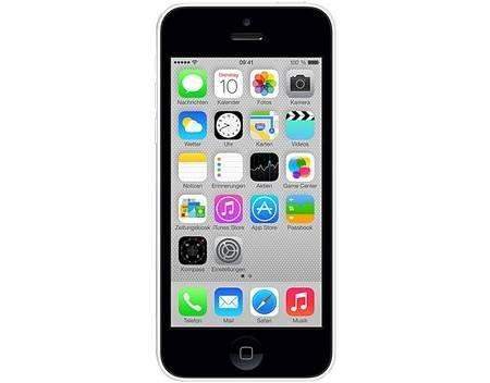 iPhone 5C 16GB weiß - Demoware - für 363,09€ über MeinPaket Gutschein