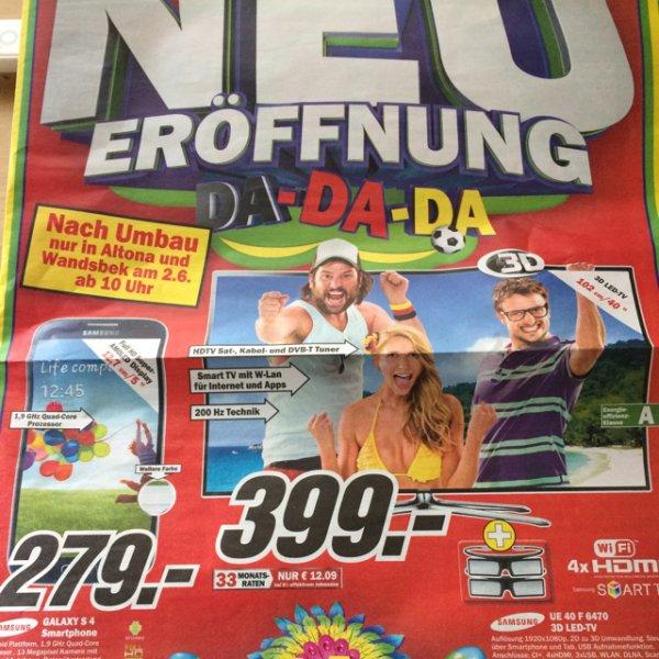 Media Markt NE Altona u. Wandsbek am 02.06.