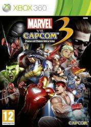 Marvel VS Capcom 3: Fate Of Two Worlds  -Xbox360- für ca. 14,70€ incl.Versand