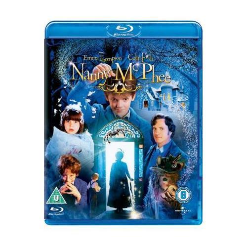Nanny McPhee -Blu-ray- für 6,49€ inkl. Versand