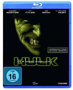 Hulk Bluray