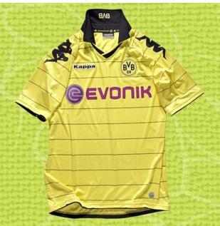 Borussia Dortmund Heimtrikot 10/11 @real ab 25.07. - offline und lokal (Ruhrgebiet)