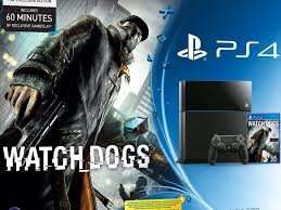 Sony Playstation 4 / PS4 + Watch Dogs (Bundle) bei Ebay 439€
